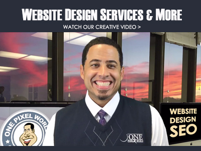 Watch our Website Design Video